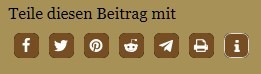 Bild Social Media Button
